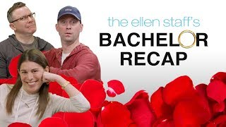 The Ellen Staff's 'Bachelor' Recap: Colton's First Dates