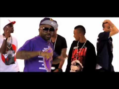 Teach Me How to Dougie (Remix) [Feat. Jermaine Dupri, B.o.B, Red Cafe, Bow Wow]