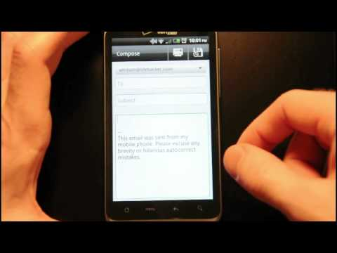 Close The Android Keyboard With A Swipe Gesture