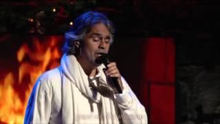 Andrea Bocelli - Caro Gesù Bambino - with English subtitles - My Christmas DVD