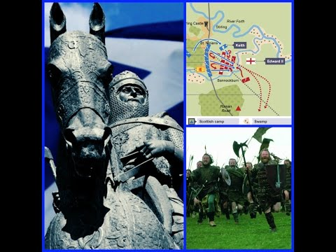 REAL History of the Battle of Bannockburn  (Hammer of the Scots) (LU79)