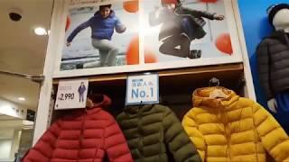 BELI UNIQLO DI NEGARA ASLINYA LEBIH MURAH NGGAK YA ?!? JAPAN BACKPACKER #57