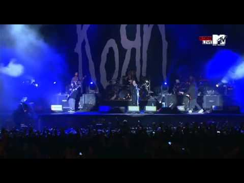 Korn - Right Now (Live Rock Am Ring 2009)
