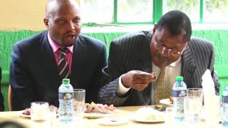 Raila holds lunch meeting with MPs facing hate charges   Kholo.pk