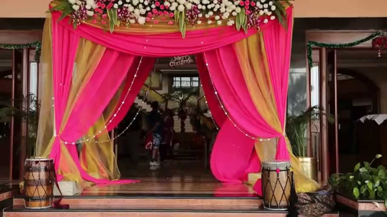 Destination Wedding Cinematography / Videography / Punjabi Wedding