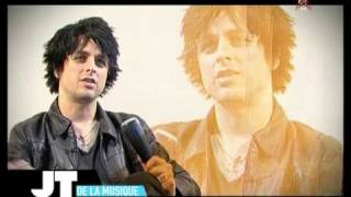 Billie Joe interview in France, May 2009 (With Subtitles)