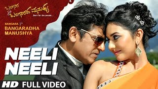 Neeli Neeli Full Video Song || Bangara S/O   - YouTube