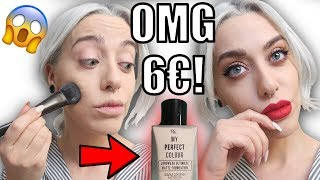 BASE DE MAQUILLAJE LOW COST A PRUEBA! / PRIMARK LONGWEAR ULTIMATE MATTE FOUNDATION