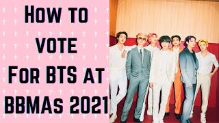 How to vote for BTS at BBMAs 2021 through website and Twitter [Easy steps]
