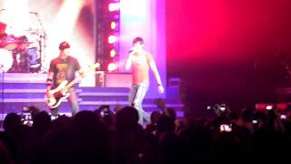Time Of My Life-3 Doors Down @ Hard Rock Orlando 2011