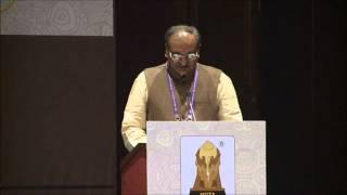 Hindu Organisational Conference @WHC 2014_Dr Hari Mahan Jha Bidyarth