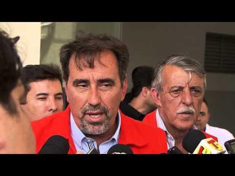 Ministro da Integração acompanha ações de apoio à população em Governador Valadares e Colatina