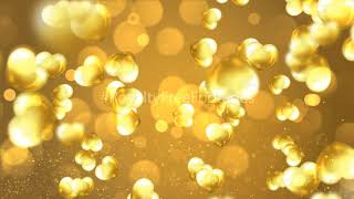 valentines free hd motion background | Golden heart background hd | gold love heart background video
