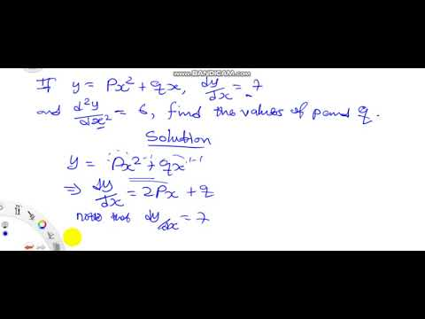 Higher Derivatives Practice Example3 Further Mathematics for WASSCE Calculus Differentiation