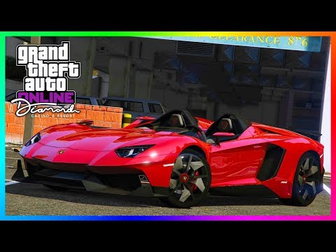 GTA 5 Online The Diamond Casino & Resort DLC Update - ALL NEW VEHICLES! Supercars, Rockets & MORE!
