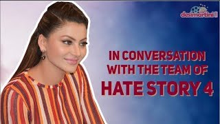 Interview With Urvashi Rautela & Vishal Pandya | Team of Hate Story 4 |