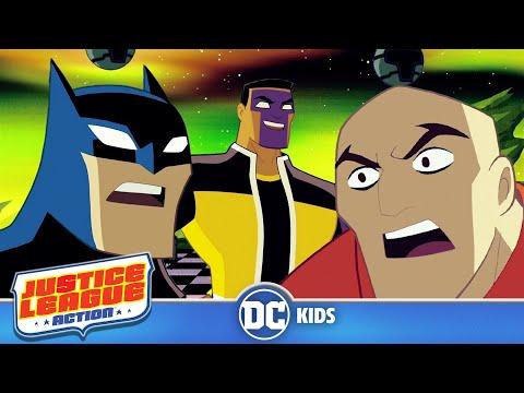 Justice League Action | Who Is The Smartest Super? | DC Kids
