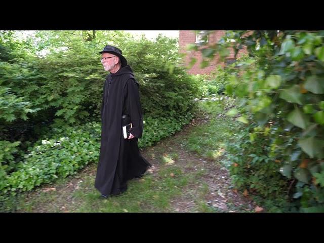 Pater Albert erzählt von seinem Glauben: Was ist ihm wichtig?