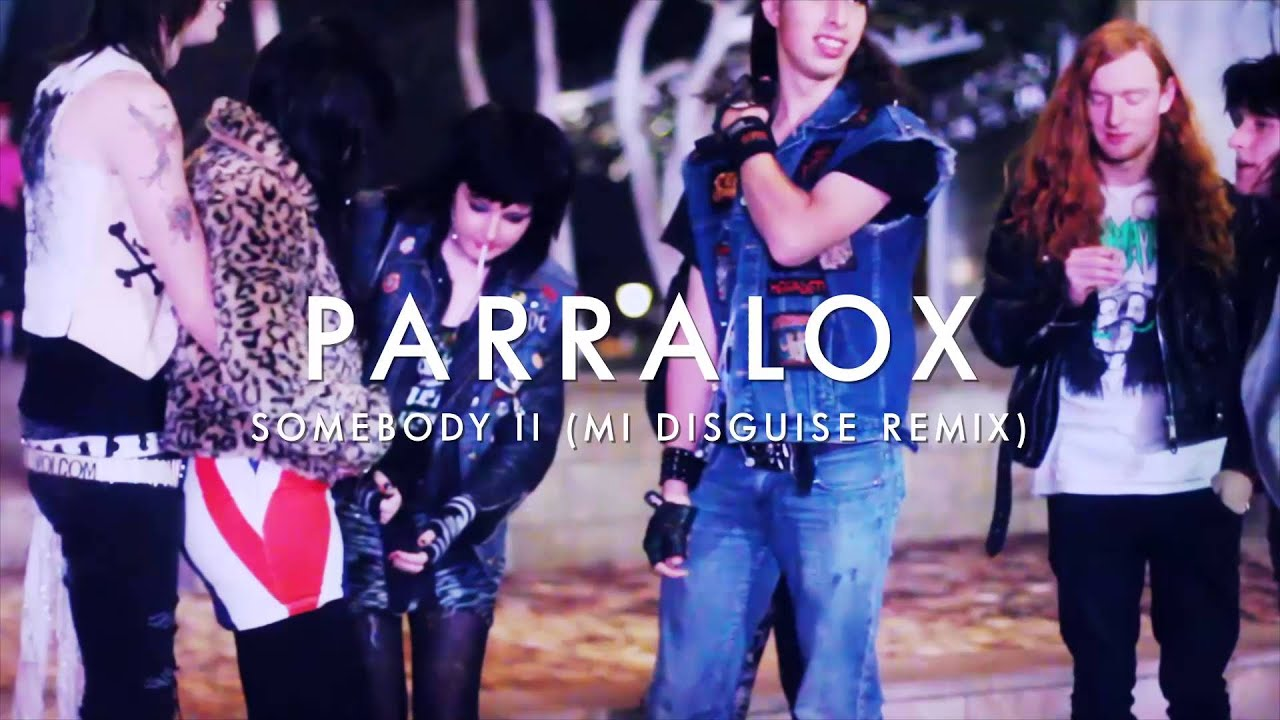 Parralox - Somebody II (Mi Disguise Remix) (Music Video)