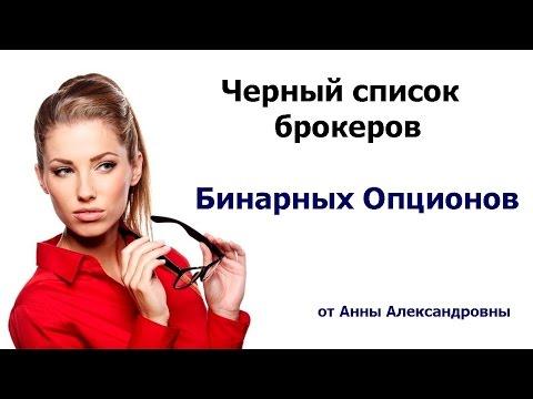 Бинарные опционы Брокеры - Мошенники