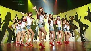 【TVPP】SNSD - Genie, 소녀시대 - 소원을 말해봐 @ Show Music Core Live