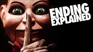 DEAD SILENCE (2007) Ending Explained