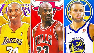 The GREATEST Player from EVERY TEAM in NBA HISTORY