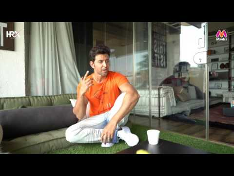 Up, close and personal with Hrithik Roshan @ HRX-Factor