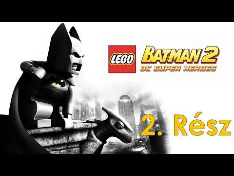 Lego Batman 2: DC Super Heroes végigjátszás - Valesz - 2. Rész - A jó öreg röntgenszem... letöltés