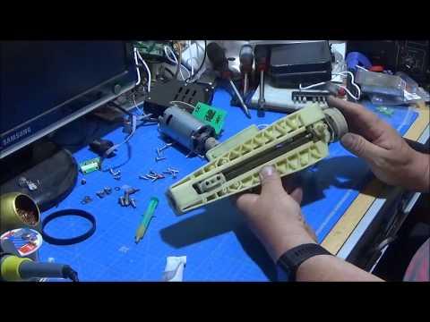 Spindelmutter Tausch Brühgruppenantrieb Getriebe DeLonghi ESAM 5500