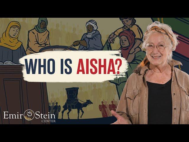 Vidéo Prononciation de Aisha en Anglais
