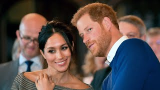 "Harry and Meghan to give up ""royal highness"" titles, according to statement from Buckingham Palace"