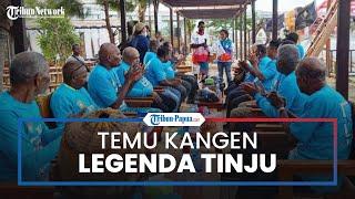 Legenda Tinju Hadiri Temu Kangen dengan Para Atlet, RHP: Ini Bentuk Dukungan Penuh untuk PON XX