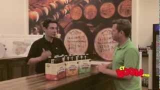 POPPIN' CAPS Charter Oak Beer Co. Week: 1687 Brown Ale