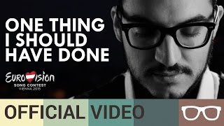 John Karayiannis - One Thing I Should Have Done [Cyprus] Eurovision 2015 (Official Video)