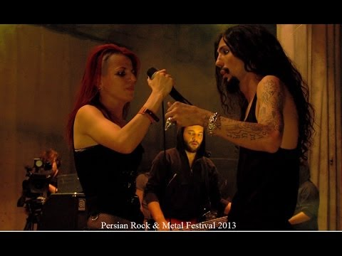Master Of Persia-Grief Is The Shadow Of Death @ Persian Rock & Metal Fest 2013