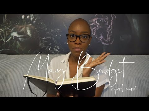 Budget Report Card May 2019 | How to Get Out of Debt | STACEY FLOWERS