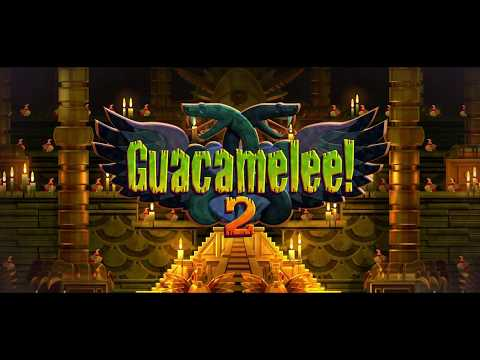 Guacamelee! 2 - Release Date Announcement (PS4 & Steam) thumbnail