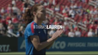 A Tribute to Lauren Holiday