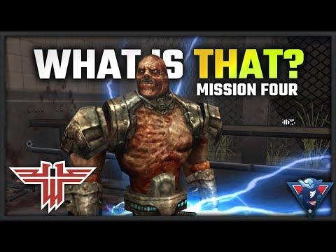 WHAT IS THAT?! - Return to Castle Wolfenstein - Mission Four Playthrough