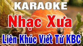 karaoke-nhac-song-bolero-tru-tinh-sen-hoa-tau-lien-khuc-nhac-xua-hay-nhat-trong-hieu