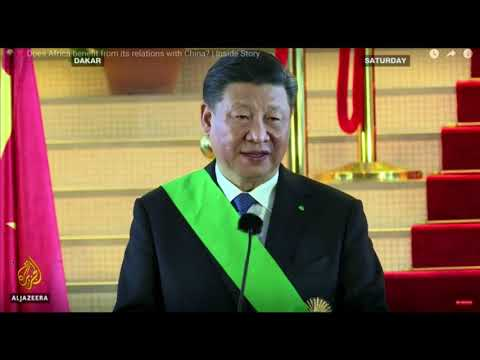 China is Empire Building in Africa (TMBS 49)