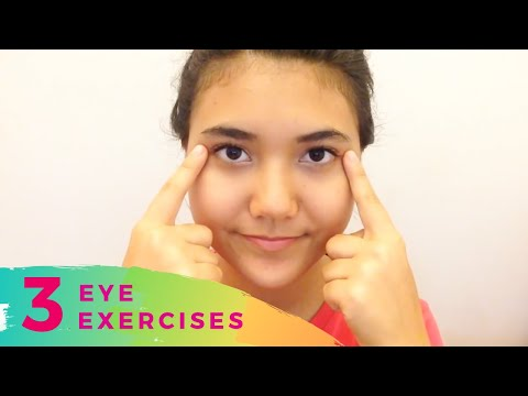Eye Exercises to Improve Your Vision Naturally | Chinese Wellbeing