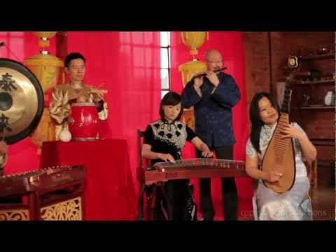 Bamboo Dance - Heart Of The Dragon Ensemble - CppMUSICproductions