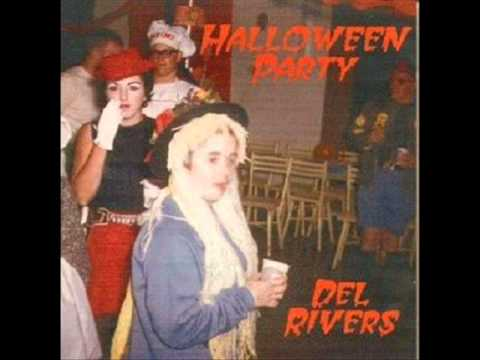 WRAN - Ran Collins Interviews Del Rivers - Halloween Party CD.wmv