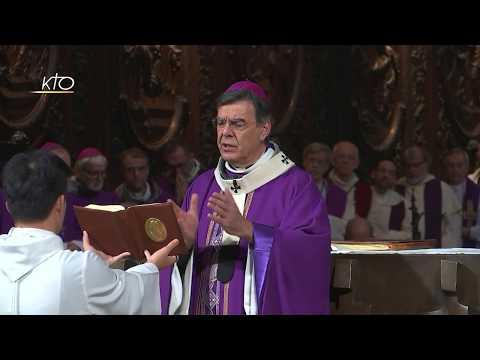 Messe d'action de grâce suite à la béatification des martyrs d'Algérie