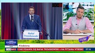 MÓJ SUBSKRYBOWANY KANAŁ – Rafał Trzaskowski nie chciał debatować. Debaty korespondencyjne