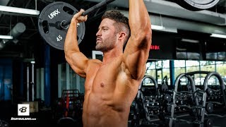 Upper Body Push Workout | Mike Hildebrandt by Bodybuilding.com