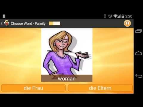 Vídeo do Saiba Alemão 6000 Palavras