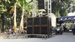 """Desta Dayu- Kependem Tresno  """"wik Wik Wik""""  KALIMBA MUSIK-RIZKY PRO Sound System"""